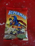 Superman's own blend